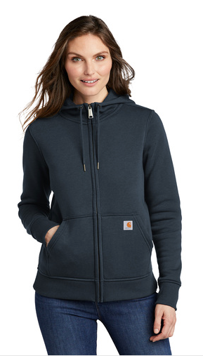 Carhartt Clarksburg Full-Zip Hoodie - Limited Supply