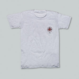 Maltese Cross & Axes Graphic Tee