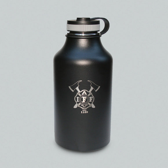 64 OZ. Union Engraved Beer Growlers