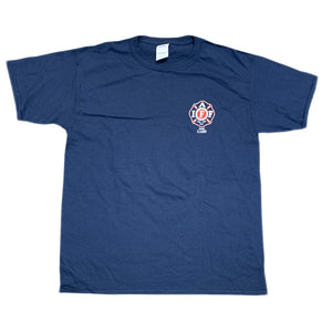 Youth Maltese Cross & Axes Graphic Tee
