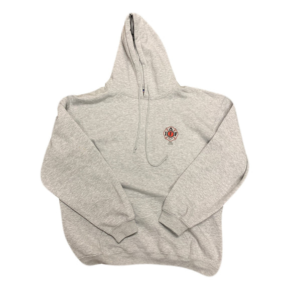 Maltese Cross & Axes Hoodie Pull-Over