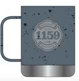 12oz Camp Mug w/ slide lid