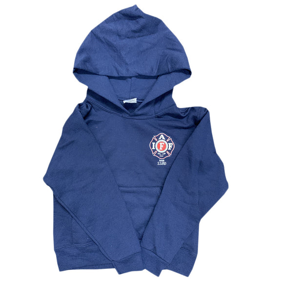 Youth Maltese Cross & Axes Hoodie Pull-Over