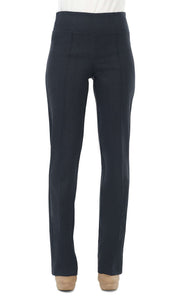 Women's Denim Miracle Fit Stretch Pants - Yvonne Marie
