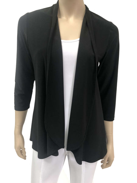 Women's Black Cardigan - Made In Canada - Now 50 Off - Shop Local