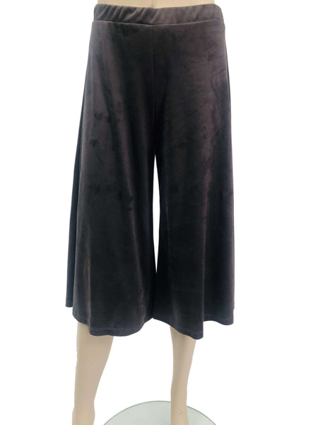 Women's Skirts Canada | Taupe Skirt Culotte | Sale | YM Style