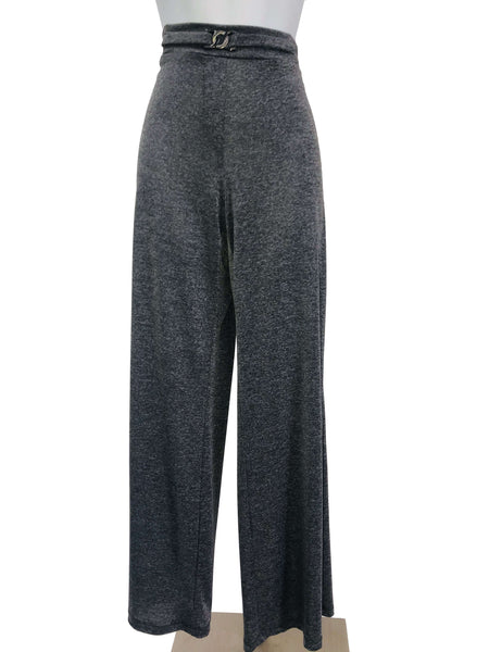 Women's Grey Stretch Pants