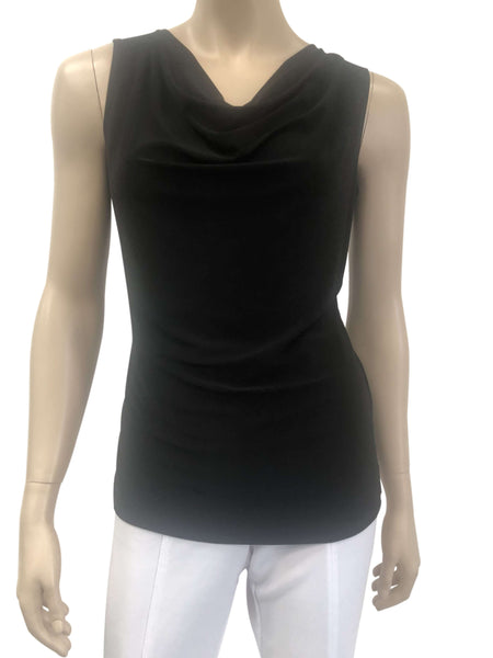 Womens Black Camisole