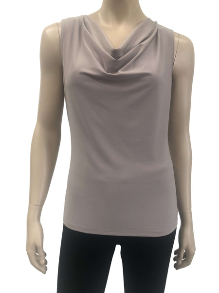 Womens Camisola | Taupe Tank Top | XL Sizes | On Sale | Ym Style