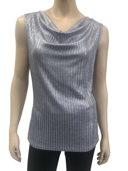 Womens Camisole | Silver Blue Camisole | XL Sizes On Sale Now | Ym Style