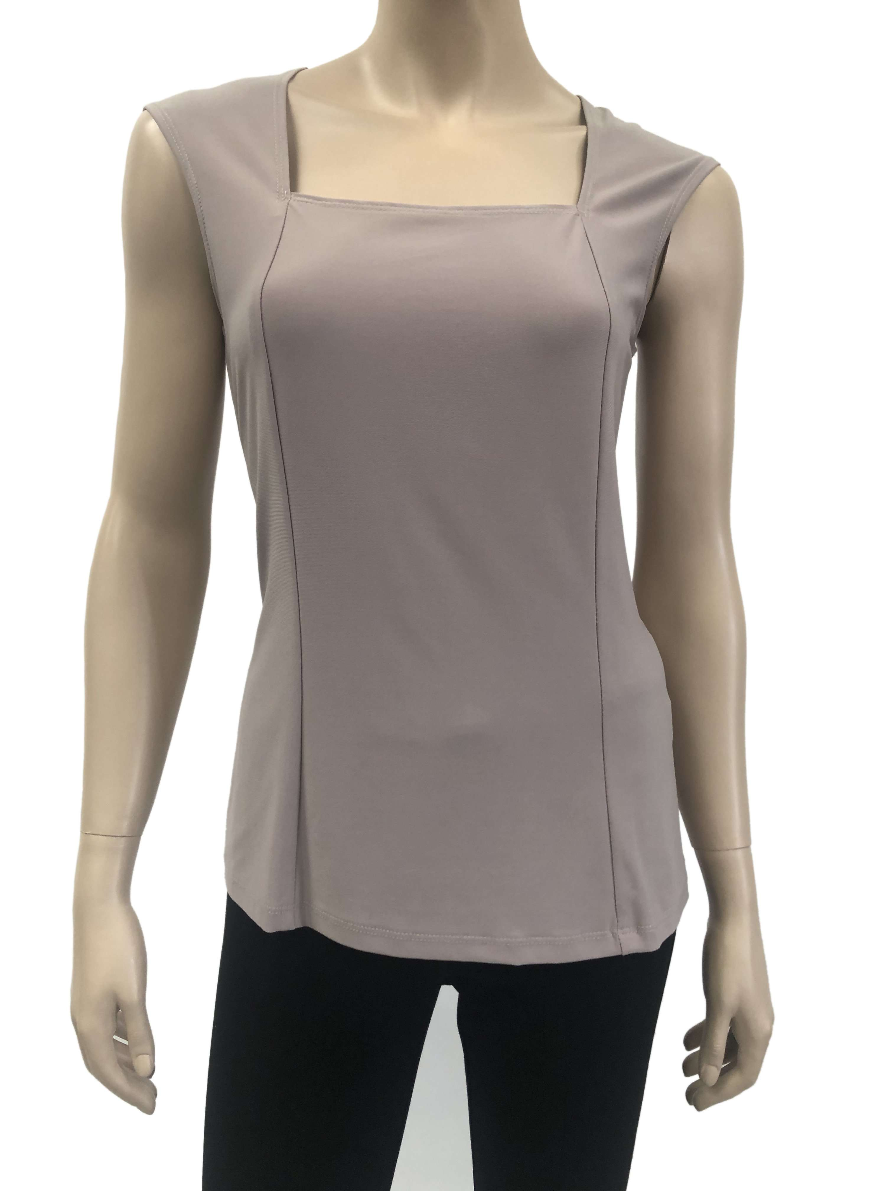 Womens Stone Camisole - Yvonne Marie - Yvonne Marie