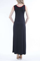 Women's Maxi Dress On Sale Designer Original - Made in Canada - Yvonne Marie - Yvonne Marie