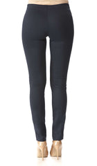 Women's Navy Pants on Sale -Our Best Seller-Comfort and Quality-Made in Canada - Yvonne Marie - Yvonne Marie