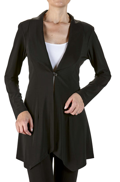 Women's Jacket Black Elegant Classic - Our best Seller - Made in Canada