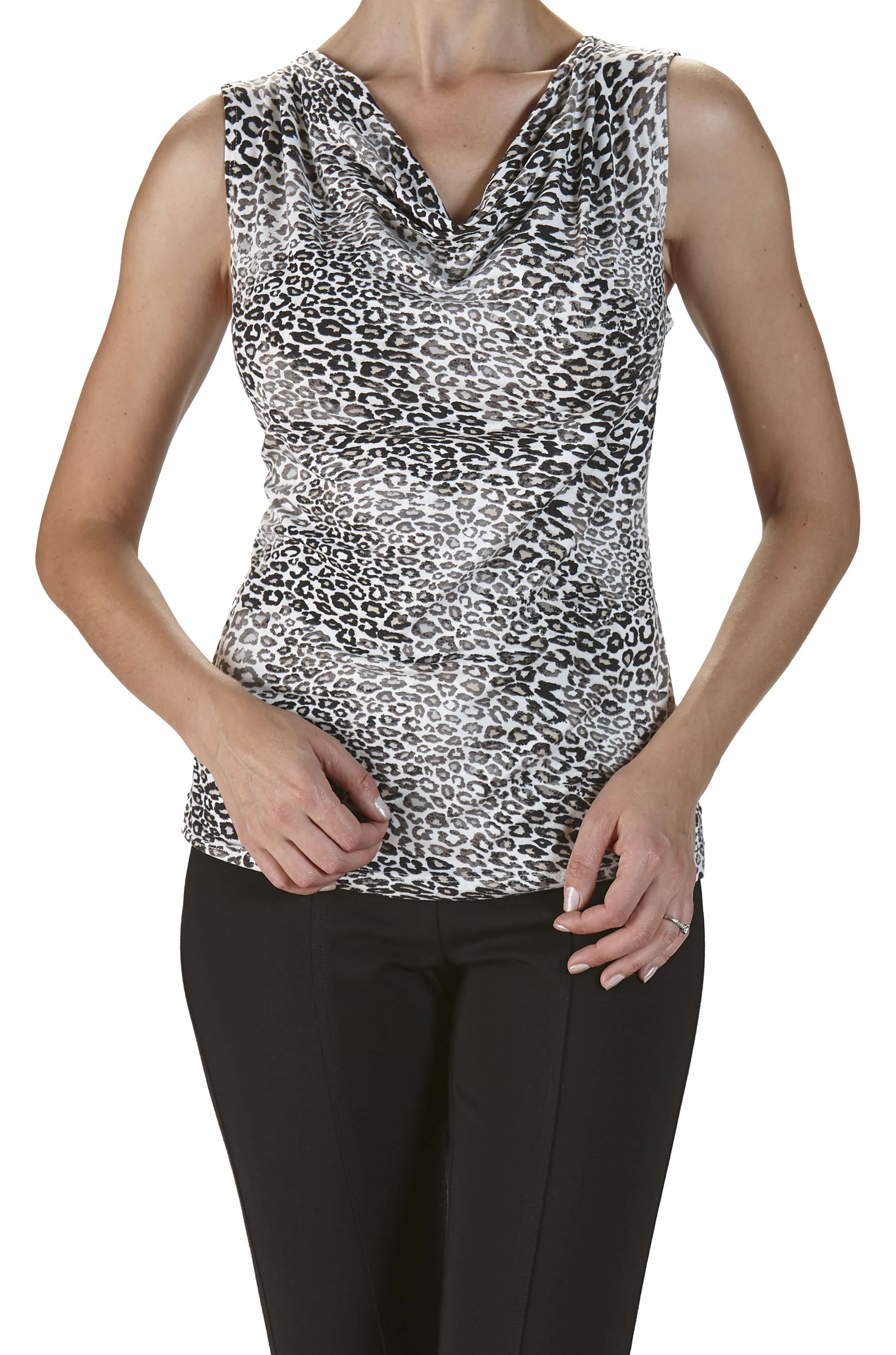 Camisole Animal Print Top Quality On Sale Now - Yvonne Marie