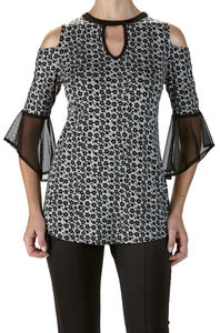 Women's Designer Top XXL Size On Sale - Made in Canada - Yvonne Marie - Yvonne Marie