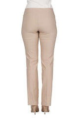 Tan Miracle Pant - Quality and Comfort - So Flattering - Yvonne Marie