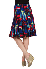 Women's Skirts Canada | Multi Color Skirt | 50% off | YM Style - Yvonne Marie