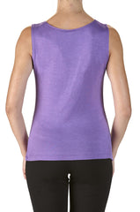 Camisole Lilac Features Draped Neckline-On sale Now - Yvonne Marie