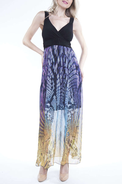 Ladies Maxi Dress Super Comfortable And Washable