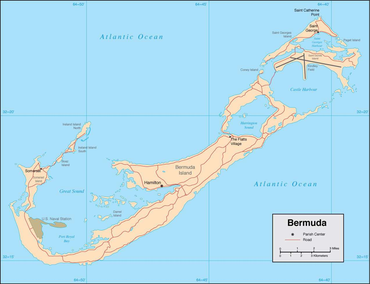 Bermuda Page Size Digital Map on south america map, italy map, sudan map, cook islands map, atlantic ocean map, greenland map, ethiopia map, egypt map, angola map, rwanda map, western hemisphere map, algeria map, mozambique map, malawi map, lesotho map, niger map, namibia map, turks and caicos map, morocco map, senegal map, jamaica map, eritrea map, puerto rico map, caribbean map, libya map, madagascar map, brunei map, gibraltar map, mediterranean map, monaco map, ghana map, kenya map, virgin islands map, tunisia map, st. martin map, west indies map, central america map, north america map, zimbabwe map, navassa island map,