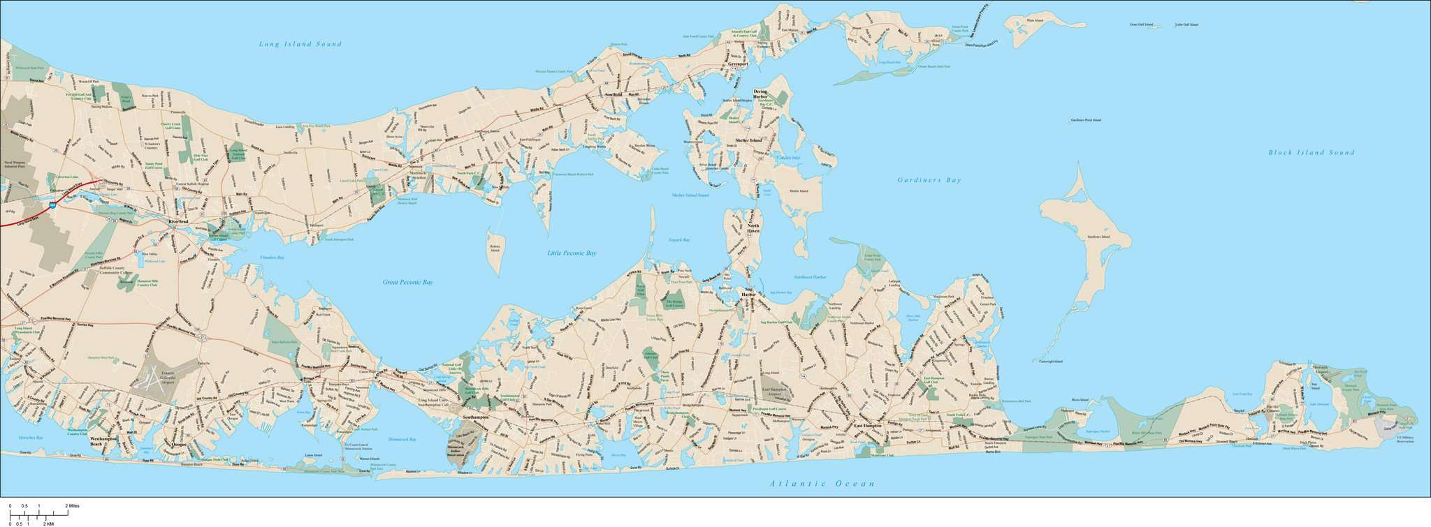Hamptons Long Island NY Map with All Local Streets on britannia map, parkland map, hudson valley area map, montauk map, oakridge map, fire island, huntington map, long island, woodlands map, sag harbor, jill flint, new york map, brentwood map, harlem map, water mill, sundance map, new rochelle map, east hampton, southampton map, somerset map, langley afb housing map, richmond map, bayview map, soho map, long island map, fire island map,