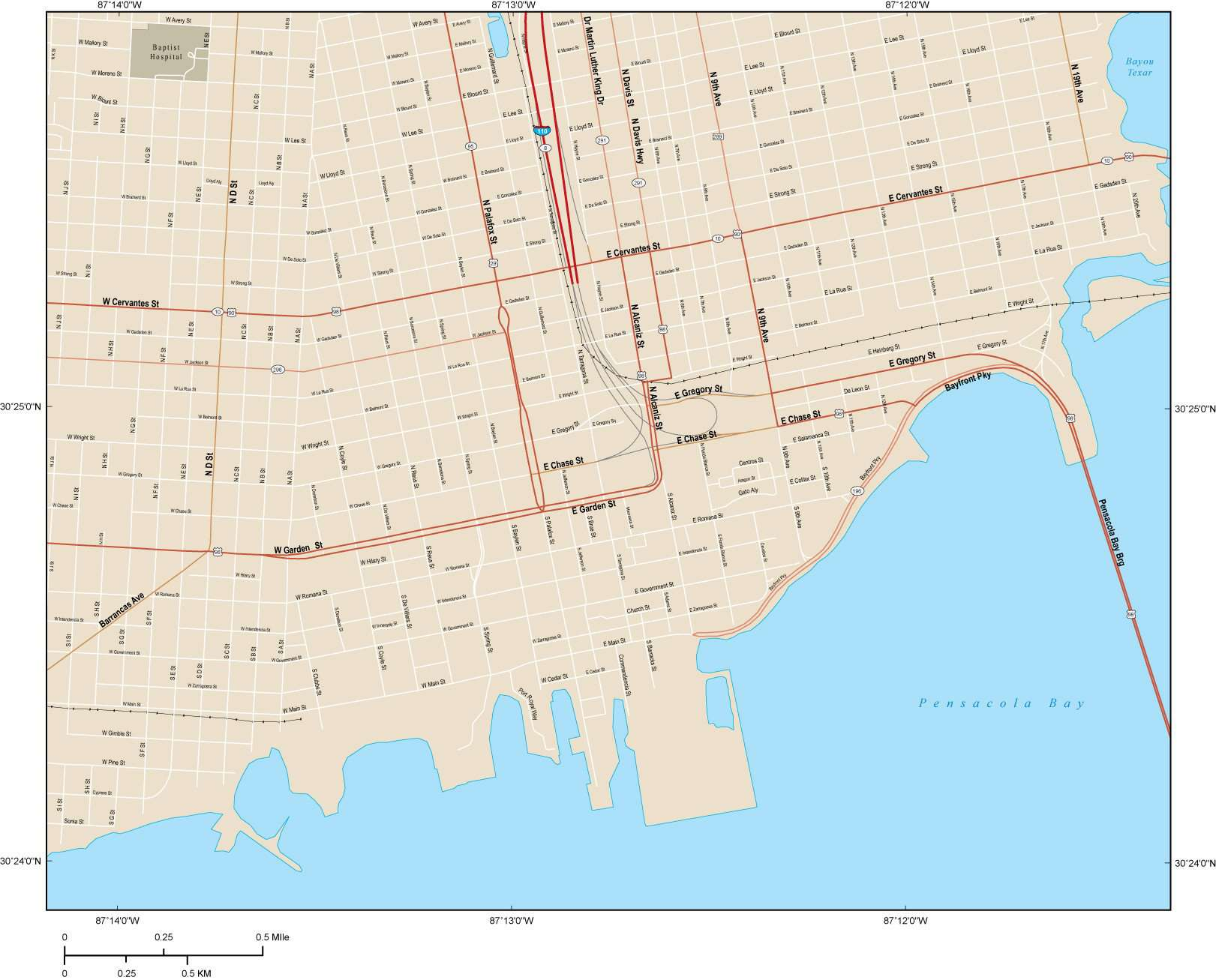 Street Map Of Downtown Pensacola Fl on map of downtown little rock ar, tourist map of pensacola fl, map of downtown paterson nj, map of pensacola and destin florida, map of downtown roseville ca, google map of pensacola fl, map of downtown plano tx, map of beaches fl, map of downtown traverse city mi, airport pensacola fl, map of downtown redwood city ca, map of downtown rockville md, map of pensacola christian college, streets in pensacola fl, map of downtown las vegas nv, map of downtown palm springs ca, map of downtown new bern nc, map of downtown santa barbara ca, road map of pensacola fl, map of downtown new orleans la,