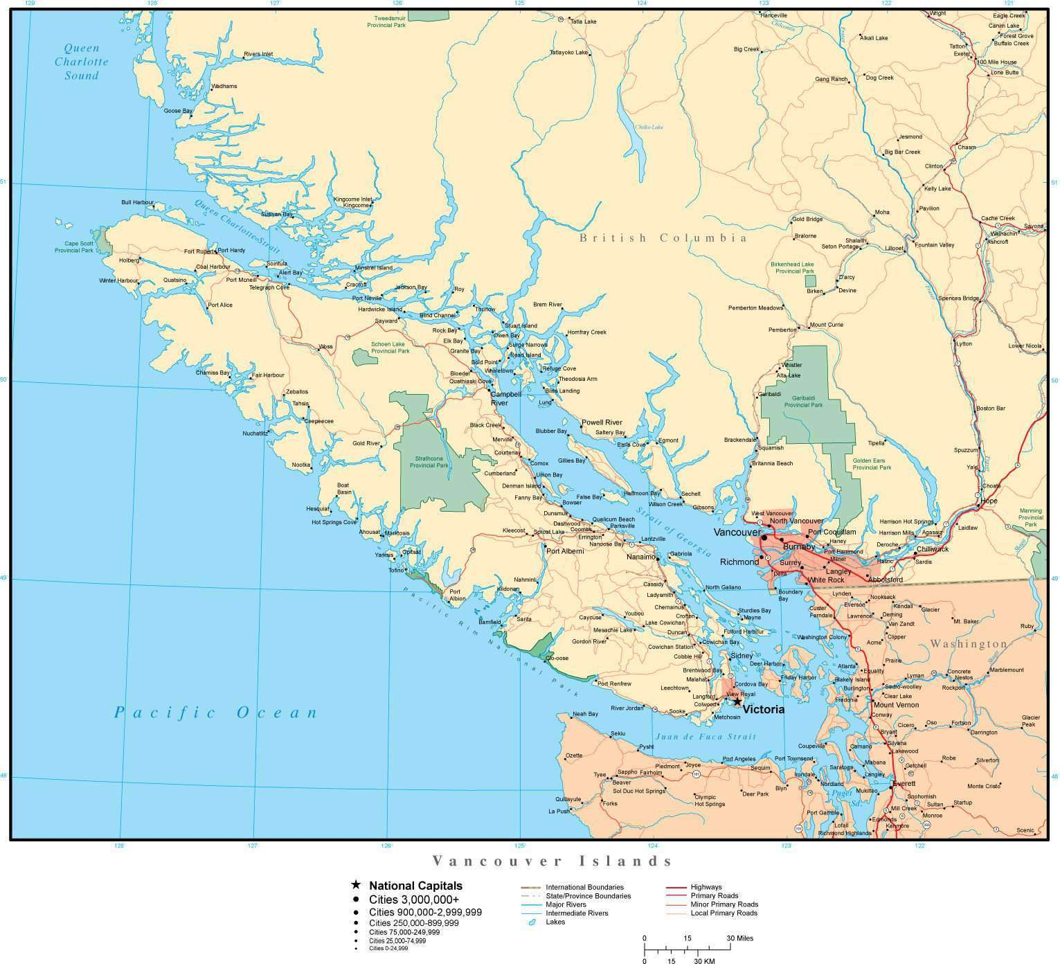 Vancouver Island Canada Map on map vancouver bc canada, map of victoria and vancouver bc, map vancouver island, map of downtown vancouver,