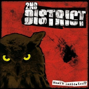 2nd District- What´s Inside You!? LP ~EX REVOLVERS! - Wanda - Dead Beat Records