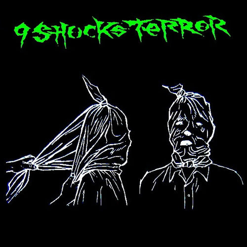 9 Shocks Terror- S/T CD ~PRE FUCK YOU PAY ME! - Mad At The World - Dead Beat Records