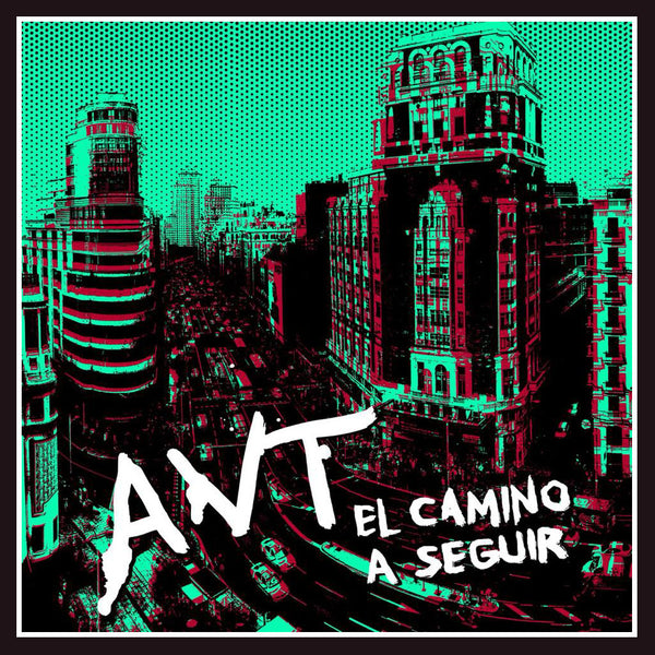 AVT- El Camino A Seguir LP ~RARE GREEN COVER LIMITED TO 50!