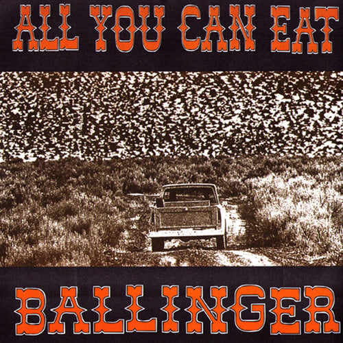 All You Can Eat- Ballinger 7