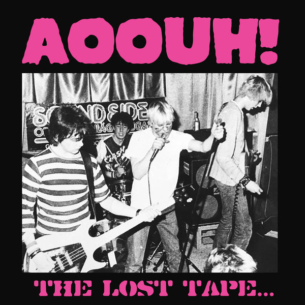 "Aoouh!- The Lost Tape 7"" ~GHOST HIGHWAY RECORDINGS!"
