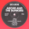 Archie And The Bunkers- S/T LP ~SCREAMERS / RARE RED WAX LTD TO 100!