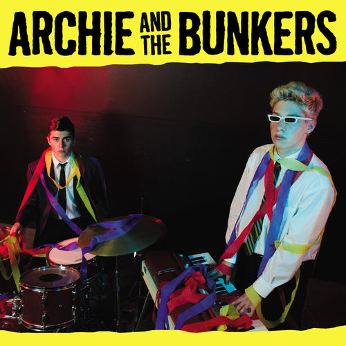 Archie And The Bunkers- S/T LP ~SCREAMERS!
