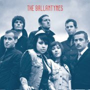 "The Ballantynes- Misery 7"" ~EX TRANZMITORS! - La Ti Da - Dead Beat Records"
