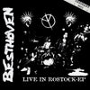 Besthöven- Live In Rostock CS TAPE ~W/ PATCH! - Pogohai - Dead Beat Records - 2