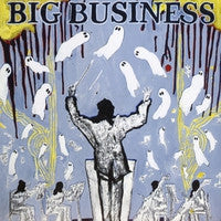 Big Business- Head For The Shallow LP ~EX KARP! - Wantage - Dead Beat Records