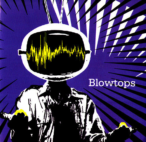 "BLOWTOPS- Boneshaker 7"" - FDH - Dead Beat Records"