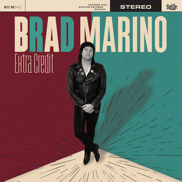 Brad Marino- Extra Credit LP ~OPAQUE SKY BLUE WAX LTD TO 125!