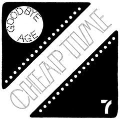 "Cheap Time- Goodbye Age 7"" - Floridas Dying - Dead Beat Records"
