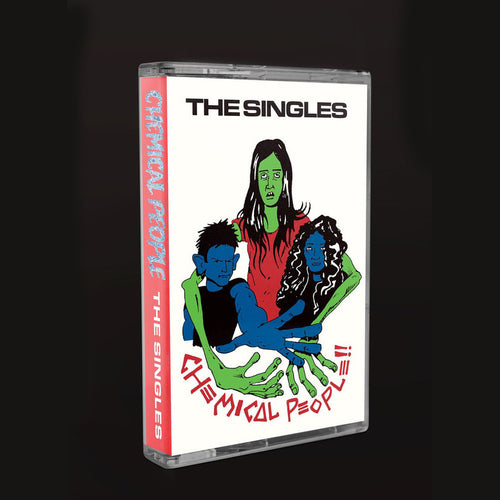 Chemical People- The Singles CS TAPE ~REISSUE WITH 24 TRACKS / LTD TO 100!