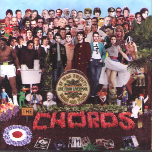 The Chords- It Was Twenty Years Ago Today CD - Detour - Dead Beat Records