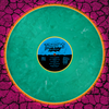 The Claws- No Connection LP ~SPECIAL EDITION TEAL + WHITE SWIRL MARBLE WAX LTD TO 100!