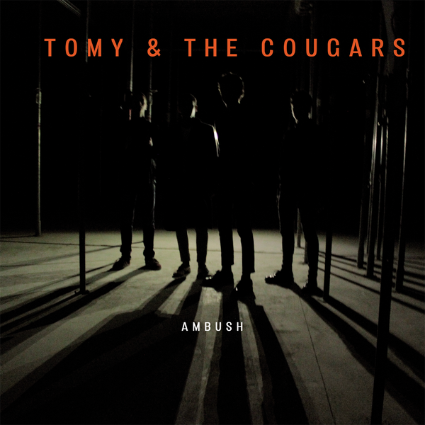 Tomy And The Cougars- Ambush LP ~COUGAR PACK LIMITED TO 100! - Dead Beat - Dead Beat Records - 2