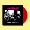 Thee Mighty Fevers- Fuck'in Great RnR LP ~TEENGENERATE / RARE RED WAX LTD TO 100 COPIES!