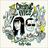 The CREEPING IVIES- Stay Wild LP ~GREEN WAX LTD TO 100!