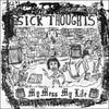 SICK THOUGHTS- My Mess My Life LP ~ COLLECTORS PACK LTD TO 100! - Dead Beat - Dead Beat Records - 2