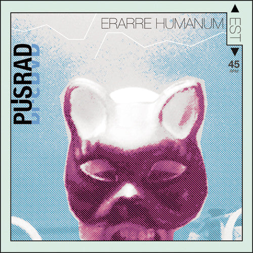 Pusrad- Erarre Humanum Est LP ~EX RAPED TEENAGERS! - Dead Beat - Dead Beat Records