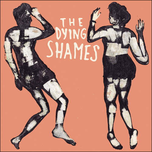 The Dying Shames- S/T LP ~FLAMIN' GROOVIES! - Dead Beat - Dead Beat Records